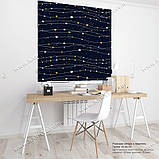 Римская фото штора Звезды, фото 3