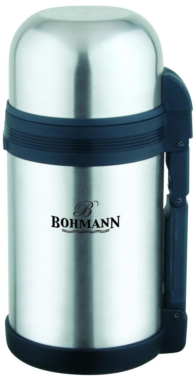 Термос из нержавеющей Bohmann 1.2л. (12 шт)