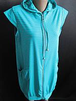 Летние халаты на молнии для женщин.