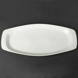 Блюдо для запекания прямоугольное Helios 475 мм. A1419