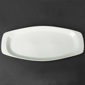 Блюдо для запекания прямоугольное Helios 475 мм. A1419, фото 2
