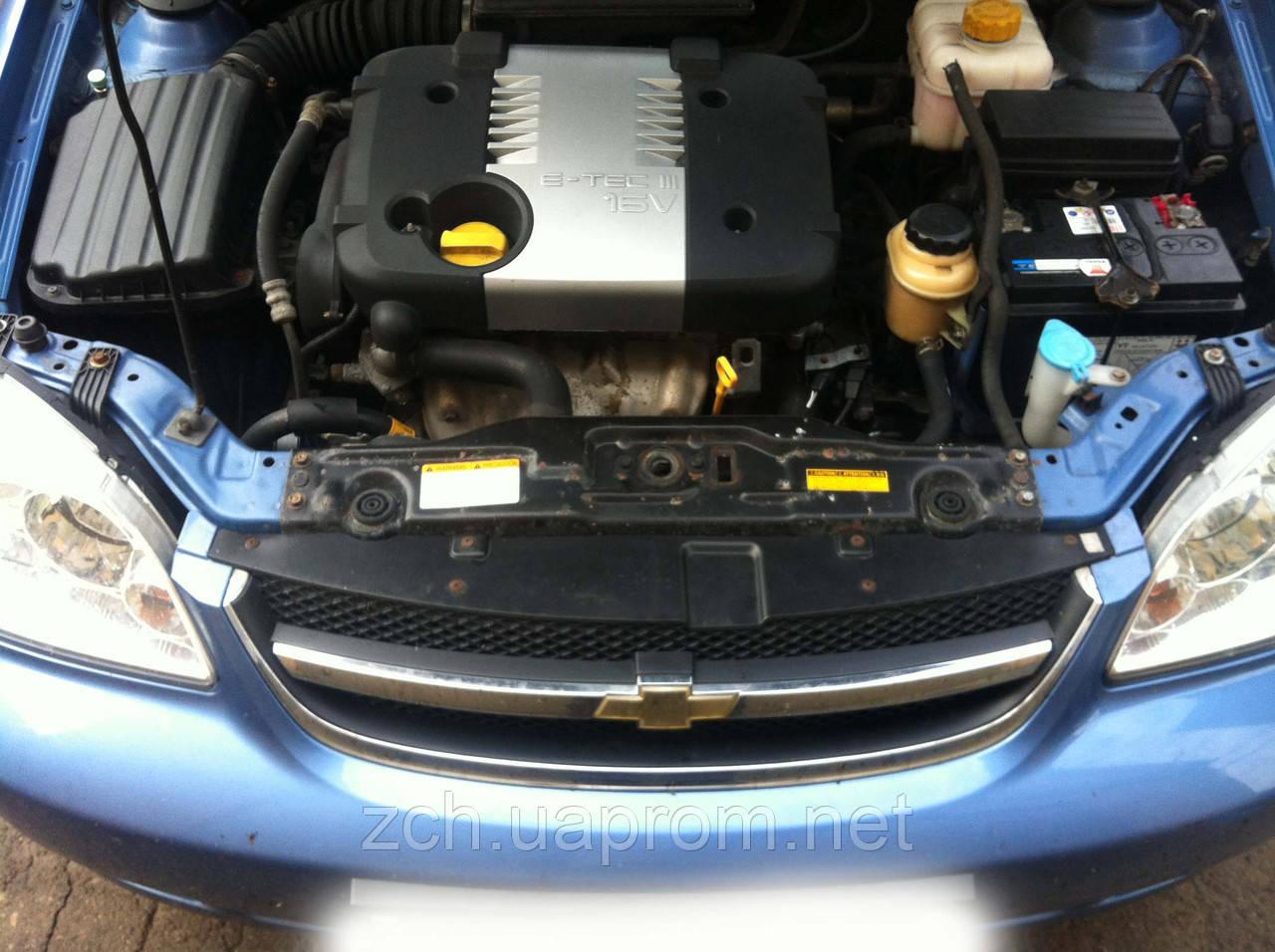 Радиатор кондыционера 1.6 и 1.8 Chevrolet Lachetti