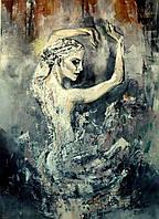 Антикварная картина холст масло старинная живопись Антикварная мебель антиквариат Украина Киев Одесса Днепр