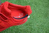 Мужские кроссовки Adidas Rad адидас красные сетка, копия, фото 2