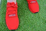 Мужские кроссовки Adidas Rad адидас красные сетка, копия, фото 7