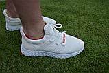 Мужские кроссовки Adidas Rad адидас красные сетка, копия, фото 9