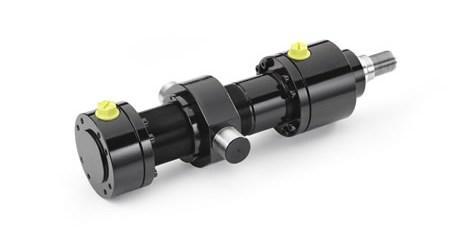 Гидравлические цилиндры серии CC Grices Hydraulic Cylinders srl