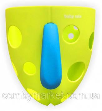 Кошик для іграшок Baby Mix YU-BH-708 green