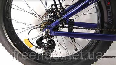 "Электровелосипед Crosser FatBike 26"" (Li-ion), фото 3"