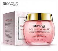 Ухаживающая Маска для лица Bioaqua Rose Petal Mask