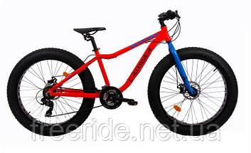 "Электровелосипед Crosser FatBike 26"" (Li-ion), фото 2"