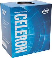 Процессор Intel Celeron G4900 3.1GHz (2MB, Coffee Lake, 54W, S1151) Box (BX80684G4900)