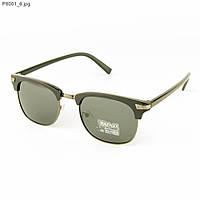 Черные мужские поляризационные очки - P8001
