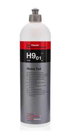 Полировальная паста Koch Chemie Heavy Cut H9.01, фото 2