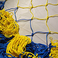 Сетка для футзала, гандбола D 3,5мм., 12 см. ячейка для мини-футбола Стандарт 1,1