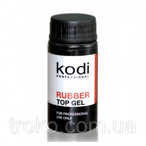 Kodi Финиш Gel Top Rubber для гель-лака, 22 мл