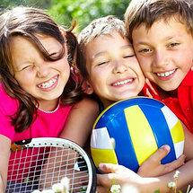 Детские спортивные товары