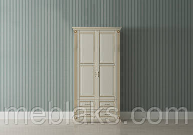 Шкаф 2Д «Франческа» 1200*650*2350 Roka
