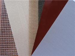 Ткань с покрытием из силиконовой резины