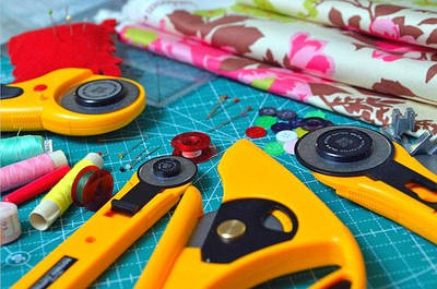 Обладнання для шиття