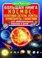 БАО Большая книга. Космос: солнечная система, коме, фото 1