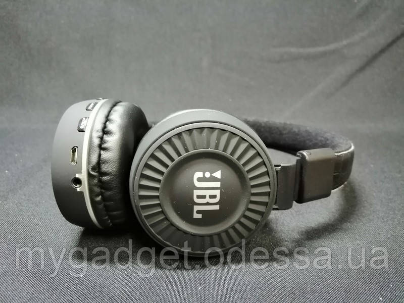 Bluetooth-навушники JBL JB80 Black