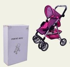 Дитяча коляска для ляльок MELOGO 9352