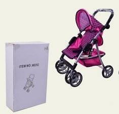 Дитяча коляска для ляльок MELOGO 9352, фото 2