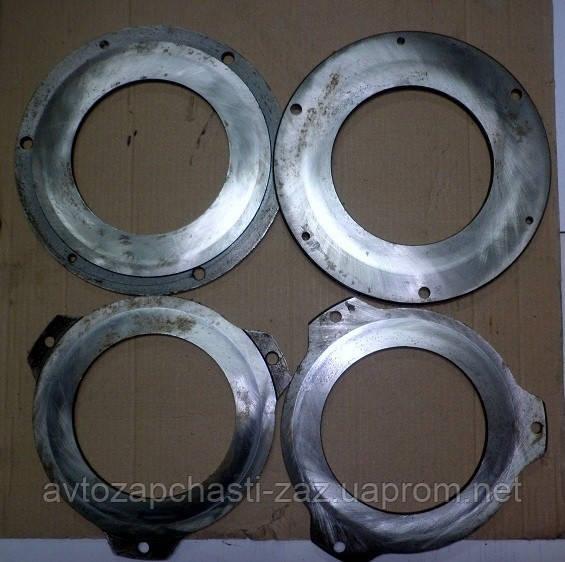 Оригинальный диск переднего тормоза Таврия н.образца круглый Тормозной диск ЗАЗ-1102 нового обр 110206-3501070