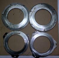 Оригинальный диск переднего тормоза Таврия н.образца круглый Тормозной диск ЗАЗ-1102 нового обр 110206-3501070, фото 1
