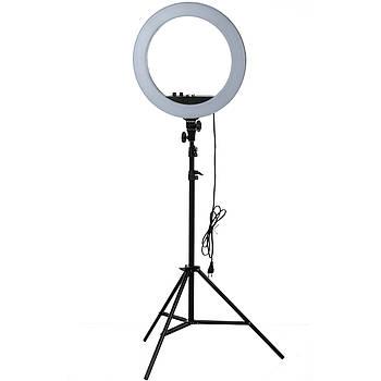 Лампа-лупа светодиодная для косметологов Master Professional S-4 RL-18