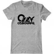 Мужская футболка модная с принтом Ozzy Osbourne