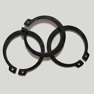 Стопорное кольцо наружное А26 ГОСТ 13942-86, DIN 471, фото 2