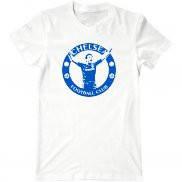 Мужская футболка модная с принтом Chelsea