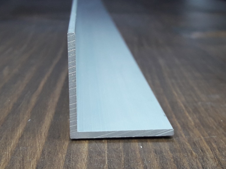 Уголок алюминий, анод 30х30х2