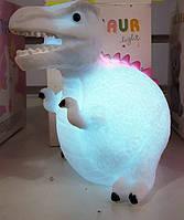 Ночник детский динозавр