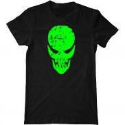 Мужская футболка модная с принтом Драм-н-бэйс 2