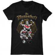 Мужская футболка модная с принтом Сборная Германии