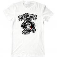 Мужская футболка модная с принтом Jack Daniel's Sour Mash