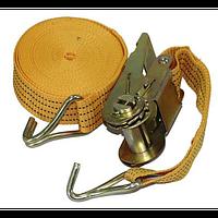 Стяжка груза 3Т. ST-213D- 8 OR 47мм х 8м (трос+мех.)