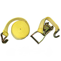 Стяжка груза 5Т. ST-212D- 8 YL 50мм х 8м (мех.+трос)