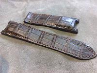 Ремешок из Крокодила для часов Pasha de Cartier, фото 1