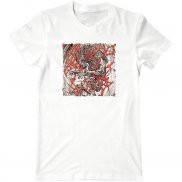 Мужская футболка летняя с принтом Linkin park