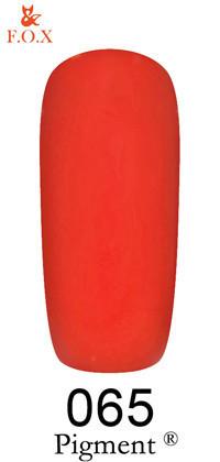 F.O.X. Гель-лак Pigment, 6 мл №065