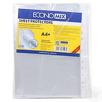 Файл A4 30 мікрон, EconoMix Sheet Protectors А4+, 1 шт.