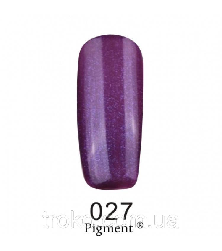 F.O.X. Гель-лак Pigment, 6 мл №027