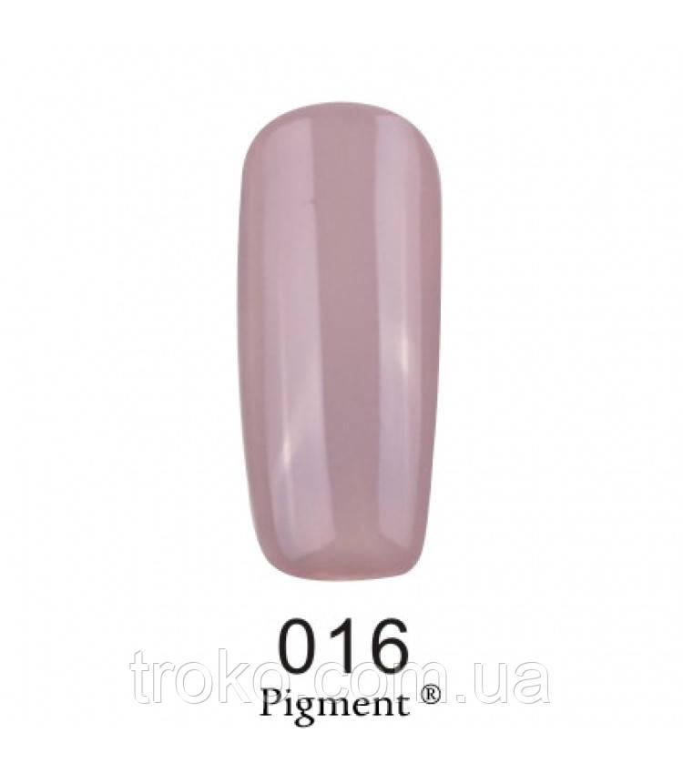 F.O.X. Гель-лак Pigment, 6 мл №016