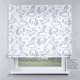 Римська фото штора Літл поні, фото 2