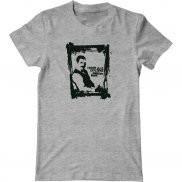 Мужская футболка летняя с принтом Фредди Меркьюри
