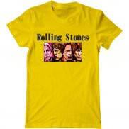 Мужская футболка с принтом The Rolling Stones 2
